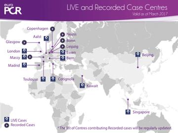 Centres Live EuroPCR2017
