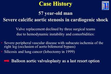 FIM PHV Implantation: case history
