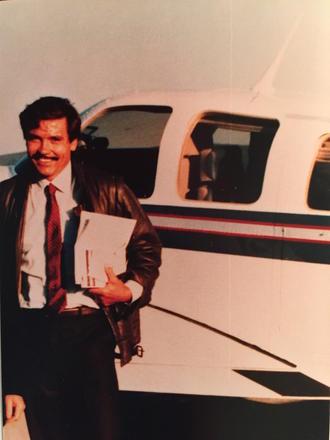 Andreas Gruntzig 1985