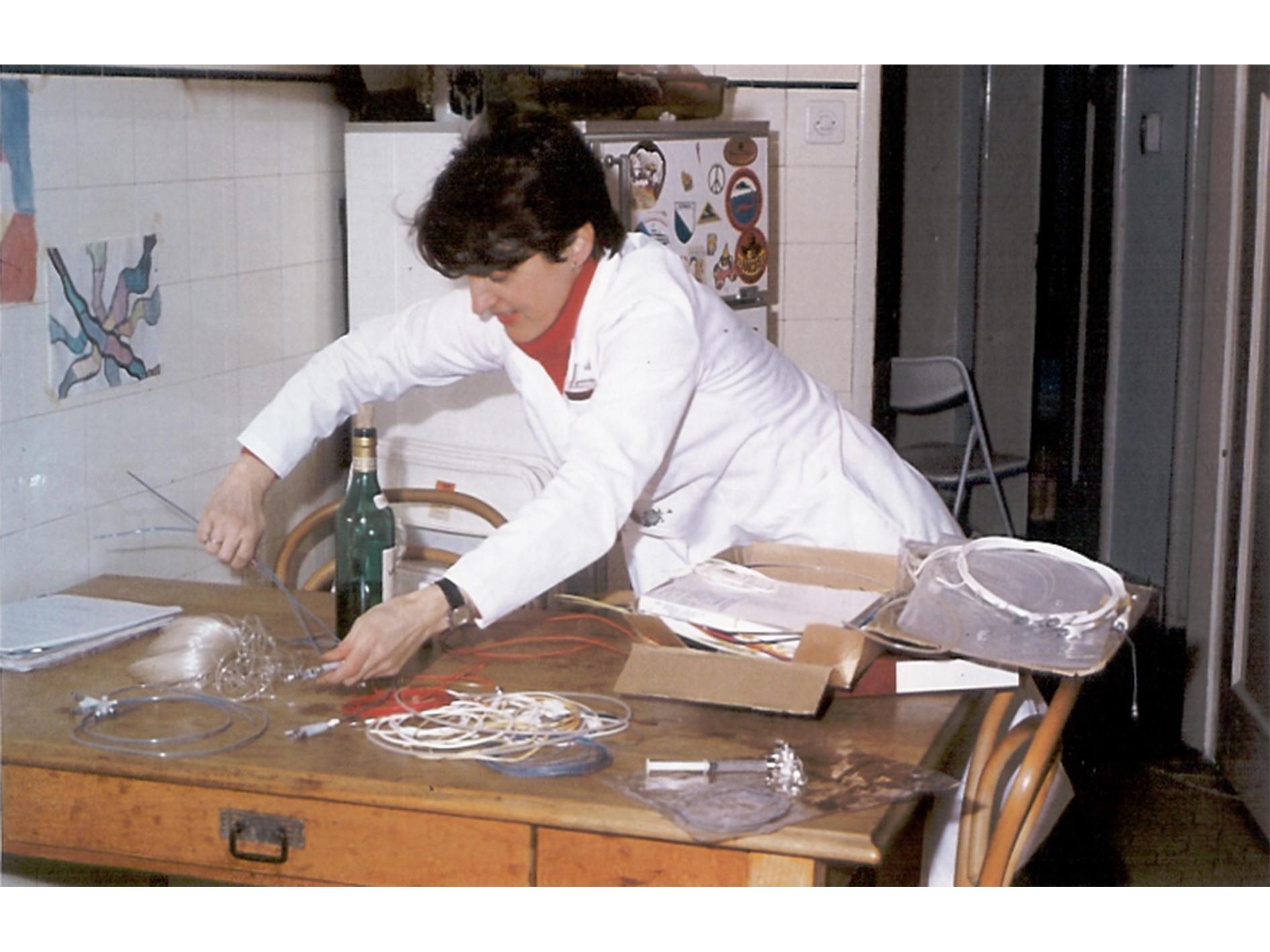 Maria Schlumpf 1971