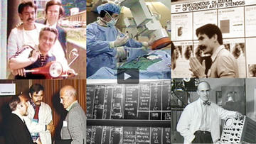 Pioneering spirit video: 40 Years in angioplasty