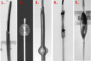Balloon Catheters: from concept to reality