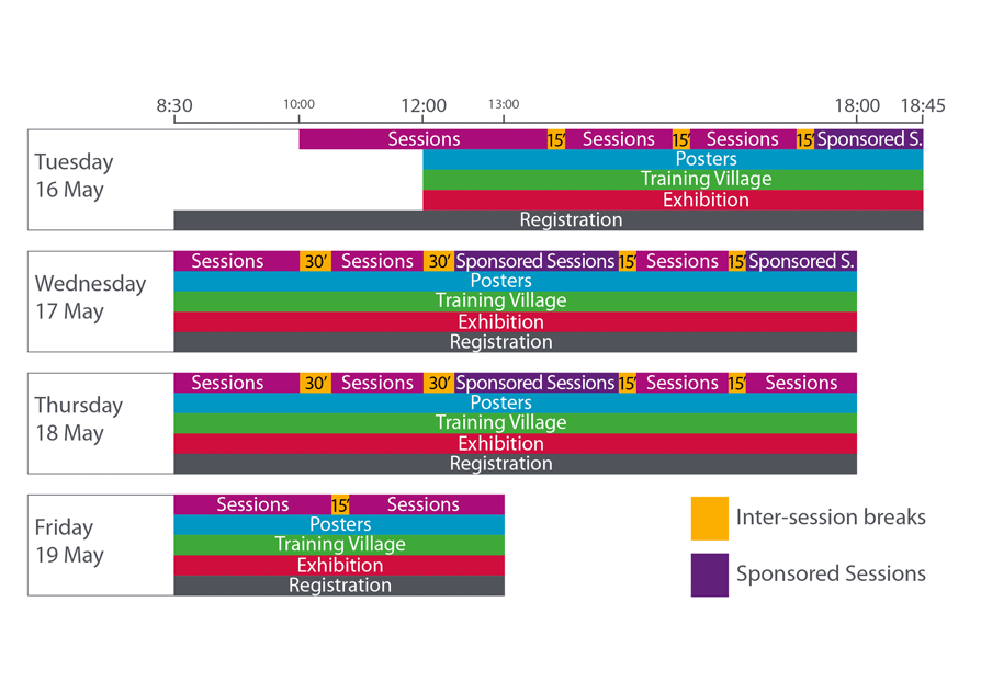 Course structure 2017
