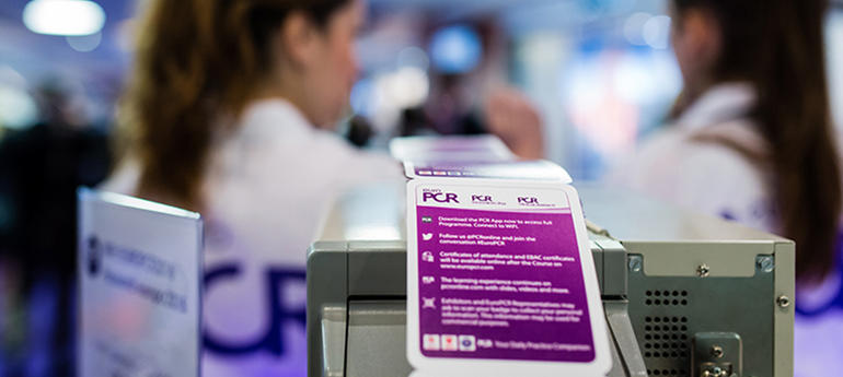 EuroPCR Badge