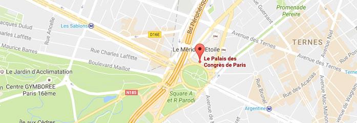 Palais des Congrès, Paris