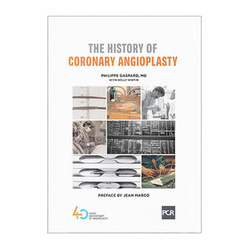 History of Coronary Angioplasty by Philippe Gaspard at EuroPCR 2017
