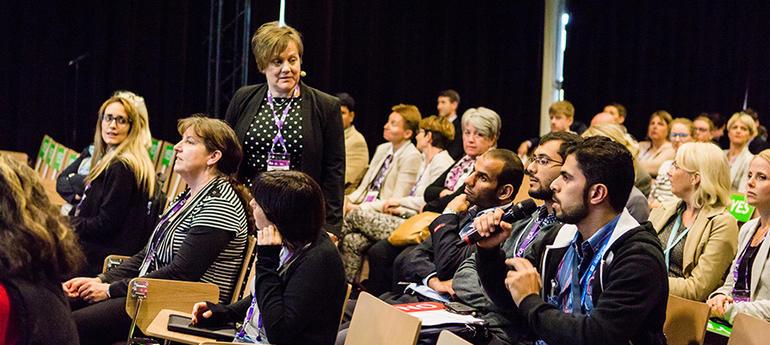 NAP at EuroPCR 2017