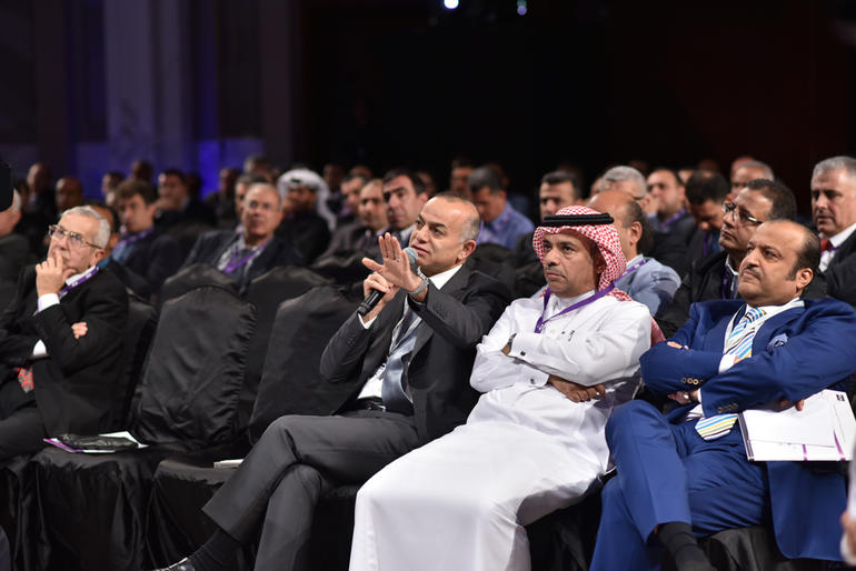 Course Directors in the front row at GulfPCR-GIM