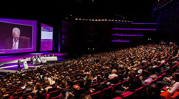 EuroPCR Main Arena Speaker