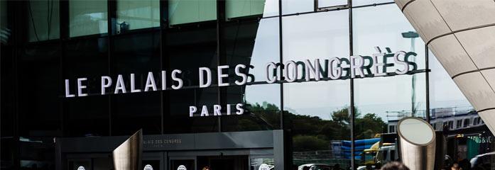 Palais des Congrès, Paris @EuroPCR 2018