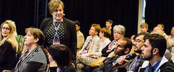 Nurses and allied professionals at EuroPCR