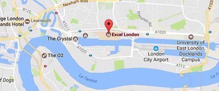 Excel London Map.Attend Pcr London Valves 2019