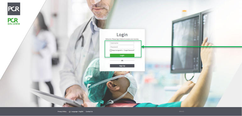 PCRedu.com: How-to-guide Login