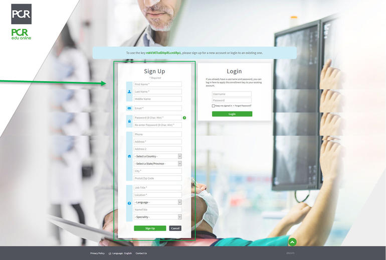 PCRedu.com: How-to-guide personal details