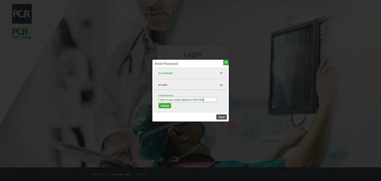 PCRedu.com: How-to-guide Reset password