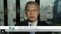 Interview Prof. KOH Tian-Hai, Course Director AsiaPCR/SingLIVE 2015
