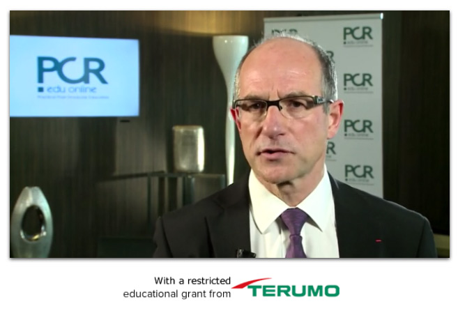 Radial approach: the essentials - With a restricted educational grant from TERUMO