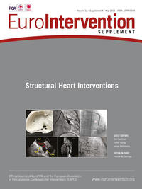 Volume 12 - Structural heart interventions - May 2016