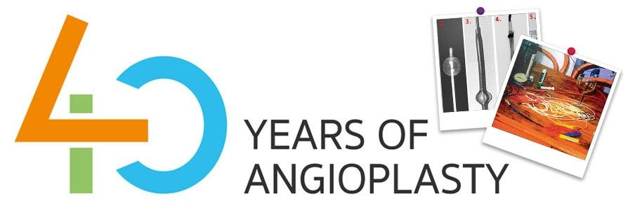 40 years of Angioplasty in pictures