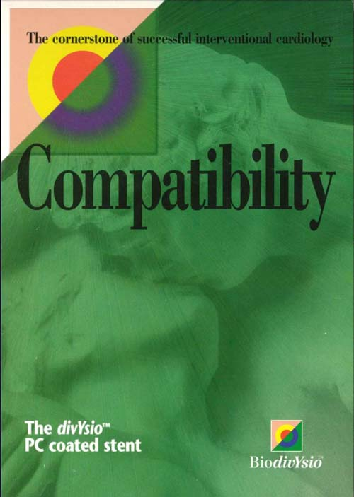Compatibility Pc Coated Stent By BiodivYsio (1997)