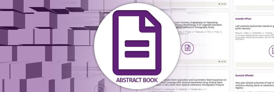 PCR Tokyo Valves 2018 Abstract Book