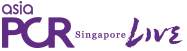 AsiaPCR/SingLIVE logo: course highlight