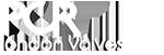 PCR London Valves 2017: logo