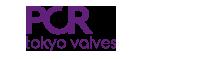 PCR Tokyo Valves logo
