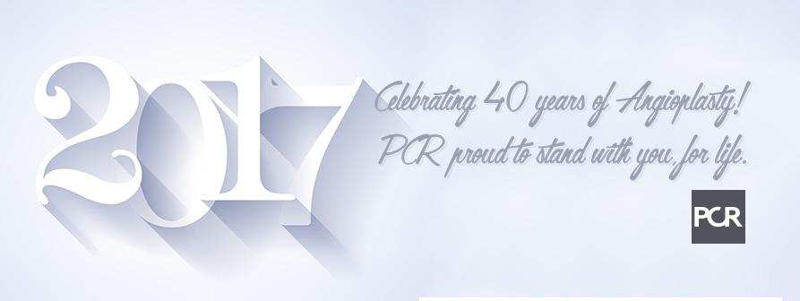 Celebrating 40 years of Angioplasty