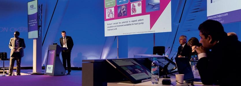 "EuroPCR Innovators Day tackles heart failure, software disruption and ""trial fatigue"""