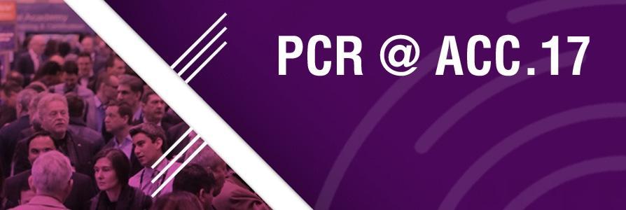PCR @ the ACC.17 Scientific Sessions