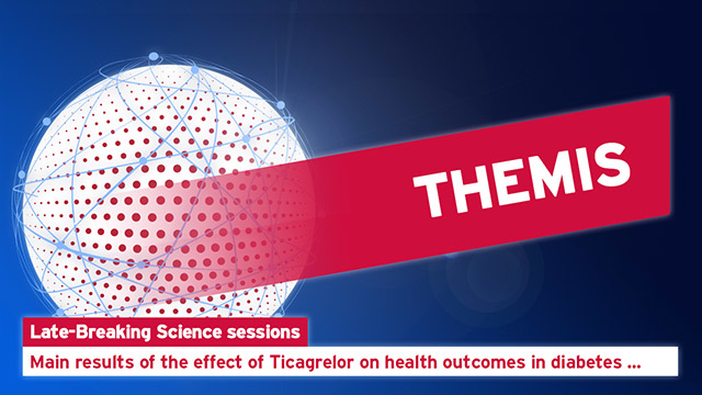 THEMIS - Main results of the effect of Ticagrelor on health