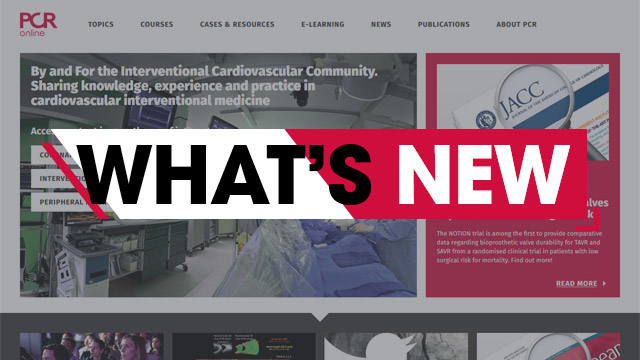 News, cardio polls, press releases, and more