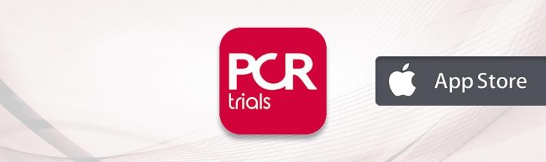 PCR trials app
