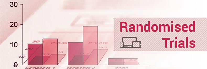 Randomised Trials in radial vs femoral approach