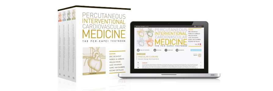 PCR EAPCI Textbook - Percutaneous Interventional Cardiovascular Medicine